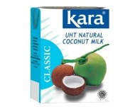 카라 UHT 코코넛 밀크 200ML * 25개 / KARA UHT COCONUT MILK 200ML * 25EA