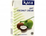 카라 UHT 코코넛 크림 500ML * 12개 / KARA UHT COCONUT MILK 500ML * 12EA